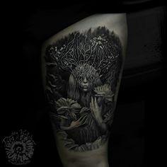 Two sessiin. 10 hours.  #varlakovtattoo #tattoo #tattoos #ink #realistictattoo #blackandgraytattoo #tattoo #tattooing #tattooartist #tattooart #tattooist