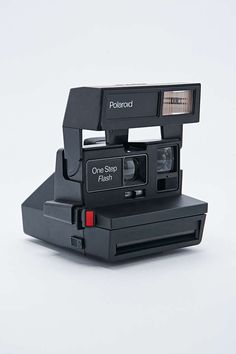 Impossible Refurbished 80s-Style Polaroid 600 Camera and Film Set - Urban Outfitters