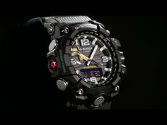 Mudmaster Tough Watch Features | Casio - G-Shock