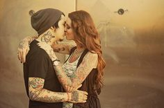 one day... i want to shoot a tatooed couple...