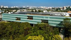 NASP - Natura Headquarters - São Paulo - Picture gallery