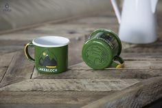 LAKE&LOCH - Emalco Enamelware Cool Tech, Awesome Things, Coffee Mugs, Enamel, Tableware, Fotografia, Isomalt, Polish, Dinnerware