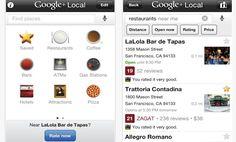 Nuove funzioni per Google+ Local App: ma secondo voi viene usata? Che esperienze avete in merito?