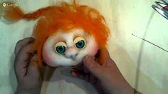 Кукольный фестиваль. Елена Лаврентьева чулочная кукла