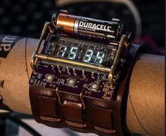Cyberpunk Watch