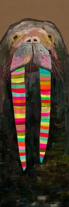 Designer Walrus by Eli Halpin