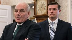 White House chief of staff John Kelly's role in -- and the mayhem unleashed by -- Rob Porter's domestic abuse allegations is just the latest episode in a growing record of politically incorrect behavior by the decorated former general turned hardline West Wing fixer.
