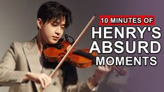 10 MINUTES OF SUPER JUNIOR HENRY LAU'S ABSURD MOMENTS