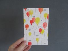 Hiep Hiep #happy #birthday #card