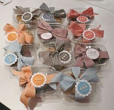 containers - bake sales