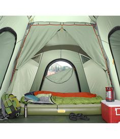 My tent...361 square feet! We fondly call it the TajMahal! LOL! | C&ing/Girl Scouts | Pinterest | Tent reviews Tents and Dome tent  sc 1 st  Pinterest & My tent...361 square feet! We fondly call it the TajMahal! LOL ...