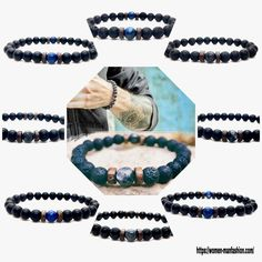 Make A Gift, Lava, Diffuser, Nfl, Beaded Bracelets, Healthy Women, Mens Fashion, Sport, Beads