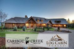 We're very excited to announce that @cariboucreek has joined the Log Cabin Bureau in membership. Since 1989 Caribou Creek has been a leader in handcrafted log and timber construction. Caribou Creek has completed projects all over the world including the continental United States Alaska New Zealand Switzerland and Chile. Since their beginnings Caribou Creek has delighted hundreds of clients with beautiful expertly hand-crafted log and timber frame homes.  Learn more about Caribou Creek Log…