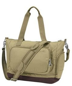 Damen Handtasche Citysafe LS400 anti-theft travel tote
