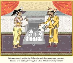 """""""Married Kama Sutra"""" Is The World's Least Erotic Sex Manual via BuzzFeed"""