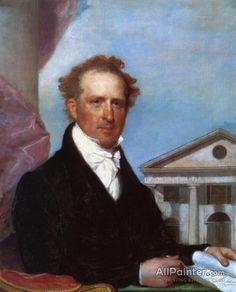 Gilbert Stuart,Josiah Quincy oil painting reproductions for sale
