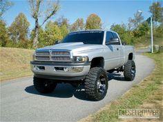 Dodge Ram 2500 trucks