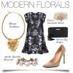 Looking for sophisticated flower accessories for Spring? Look no further with your Modern Florals style from Stella & Dot