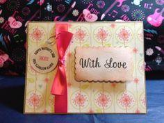 Pam's Purple Loft: Mothers Day Card