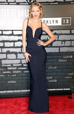 Taylor Swift at the 2013 MTV Video Music Awards