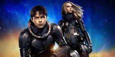 Le space-opera Valérian : la cité des mille planètes de Luc Besson est loin d'être bien accueilli du côté des critiques US.