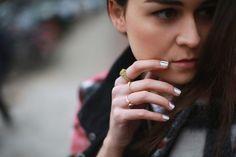 Nails via Style Scrapbook blog