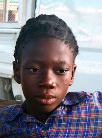 Portraits from Haiti #MentionABeautifulHaitianGirl