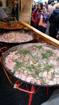 Spanish Street Food Festival http://www.maketh-the-man.com/2013/05/spanish-street-food-festival.html