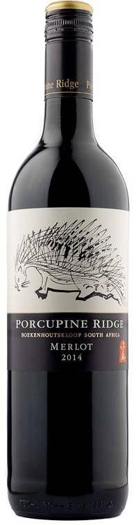 Porcupine Ridge Merlot 2014 LE8202