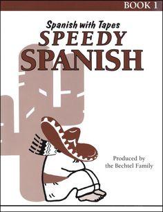 Speedy Spanish Book 1 ONLY