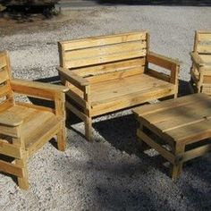 1001 Pallets ideas