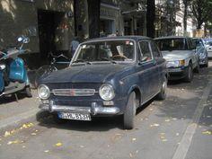 850 seen in Berlin Fiat 850, Berlin, Bmw, Vehicles, Car, Vehicle, Tools