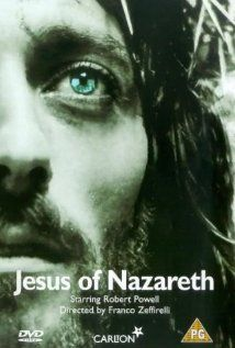 A 7-hour mini-series directed by Franco Zeffirelli. I saw this at age 9 and it blew me away. Stunningly artistic, with Biblical characters who are refreshingly realistic and not stiff!