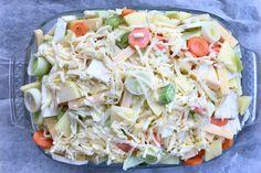 Sunn og saftig grønnsaksgrateng | Coop Marked Nom Nom, Cabbage, Food And Drink, Lunch, Vegetables, Art, Eat Lunch, Vegetable Recipes, Kunst