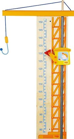 Chelsea Toys - Crane Height Chart