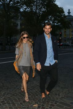 Olivia Palermo out in Paris. See all of the model's best looks.