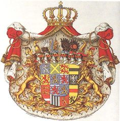 Luxembourg large coat of arms