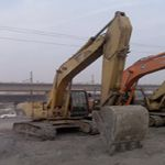 Shanghai Jiangchun is one of the leading suppliers of second hand excavators, our used excavator cat 320C is i...