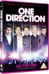 One Direction – All For One [DVD] by Anchor Bay Entertainment