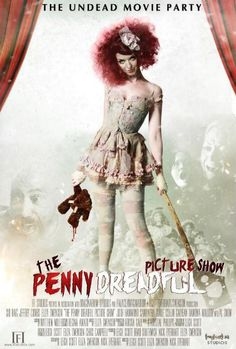 The new horror anthology The Penny Dreadful Picture Show has unleashed a new trailer on the Internet that demonstrates the whacky terror fans will be able to expect from the film and its title character Penny Dreadful.