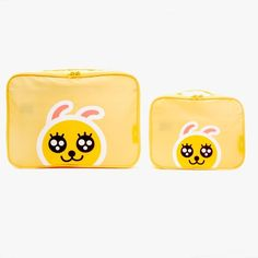Kakao Friends Official Goods 1P Muzi Travel Organizer Pouch Small Large  #KakaoFriends #TravelMultiPouch