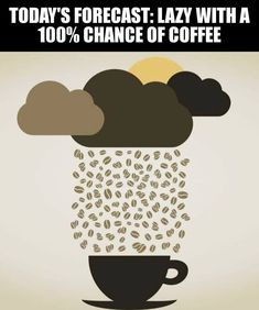 It will be POURING today! ☕☔ Lazy Saturday, Coffee Time, Coffee Shop, Posts, Inspiration, Decor, Coffee Shops, Biblical Inspiration, Dekoration