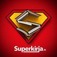 http://www.superkirja.fi #books #kirjat #kirjallisuus #literature