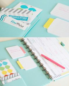 printable planner with meal planning