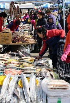 [한눈에 보는 그래픽 뉴스]수산물 소비량 가장 많은 나라는? : 뉴스 : 동아닷컴: WORLD # 1 SEAFOODS CONSUMED STATE S KOREA !