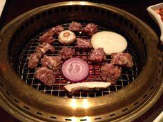 Delicious Korean BBQ in Manhattan's Koreatown