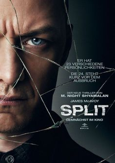 With James McAvoy, Anya Taylor-Joy, Haley Lu Richardson, Jessica Sula. Three girls are kidnapped by a man with a diagnosed 23 distinct personalities. They must try to escape before the apparent emergence of a frightful new Betty Buckley, Kevin James, Hd Movies Online, Tv Series Online, Fight Club, Venom Extreme, The Splits, Venom Film, Split Movie