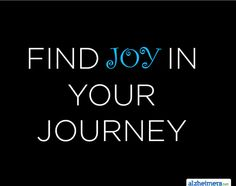 Quote: Find Joy in Your Journey