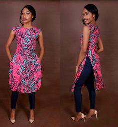 Resultado de imagem para fashionable african dresses #africanfashion