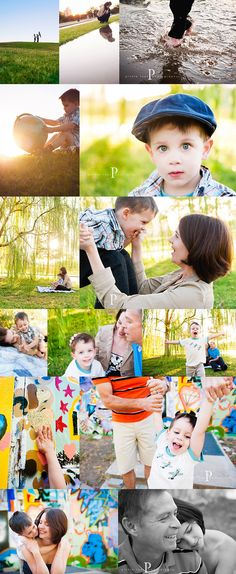 Fun family session from @Michele Anderson!  Love it!